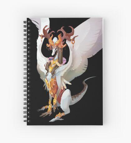 Princess dragon Cuaderno de espiral