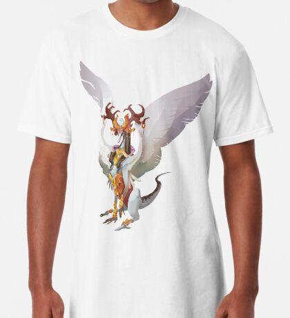 Princess dragon Camiseta larga