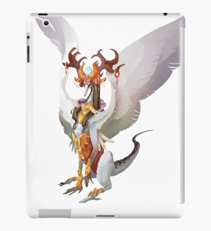 Princess dragon Vinilo o funda para iPad