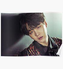 BTS Flügel Suga Poster