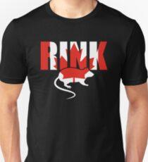 Ice Rink Canadian Hockey Sports Hobby Canada T-Shirt