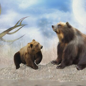 When Bear Speaks by AbequeWikimac