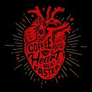 Coffee Makes the Heart Beat Faster by barrettbiggers