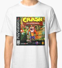 Crash Bandicoot PS1 Classic T-Shirt