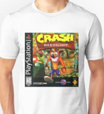 Crash Bandicoot PS1 T-Shirt