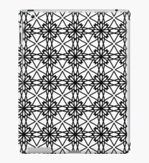 Decorative Ornamental Background. Abstract Geometric Retro Pattern iPad Case/Skin