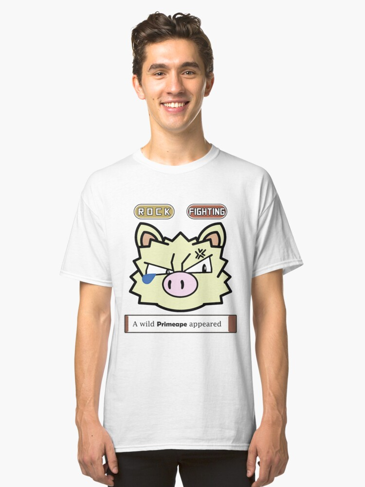 Wild encounter #2 Classic T-Shirt Front