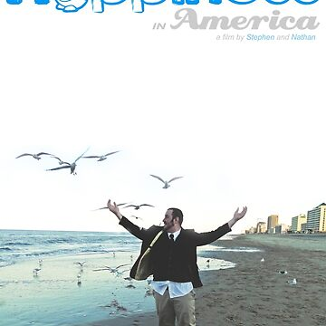 Happiness in America cover art by HappyAmerica