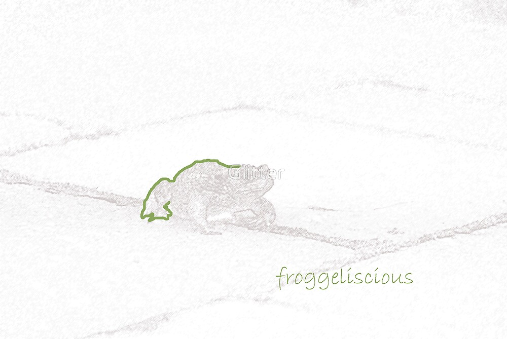 Froggeliscious! by Glitter