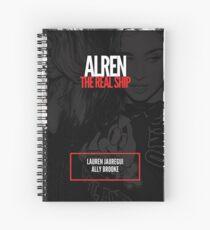 Cuaderno de espiral Alren // El verdadero barco