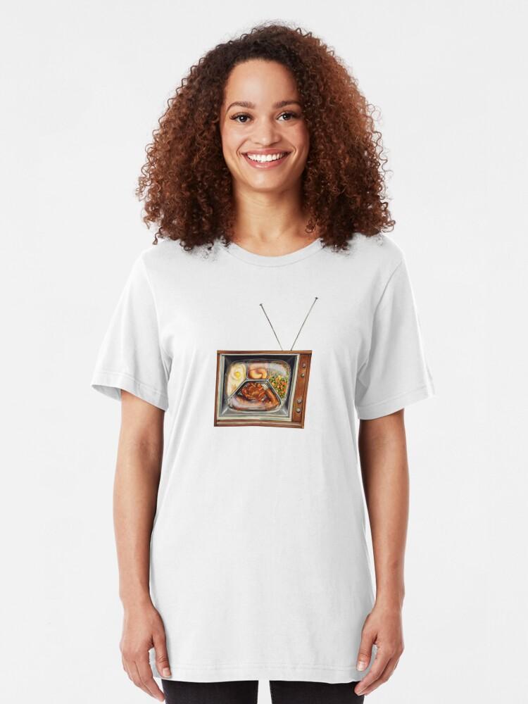 Alternative Ansicht von Fertiggericht Slim Fit T-Shirt