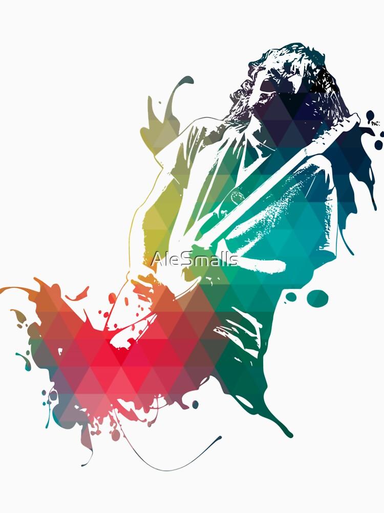 Tinta Frusciante de AleSmalls