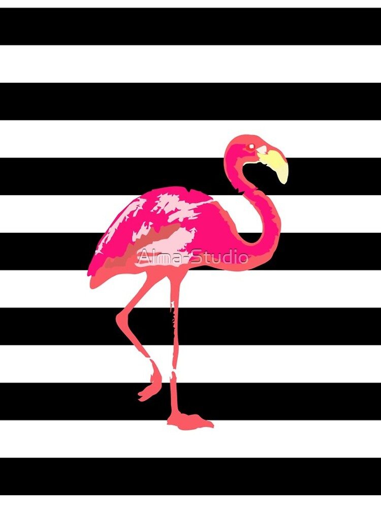 Flamingo by Alma-Studio