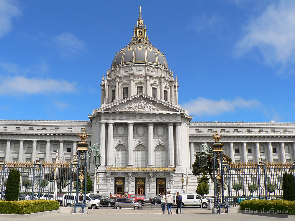 San Francisco City Hall by EleandraSouza