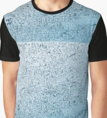 Map of a World Graphic T-Shirt