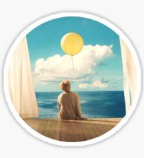 Tranquil Balloon Sticker