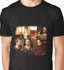 Brother in Arms Graphic T-Shirt