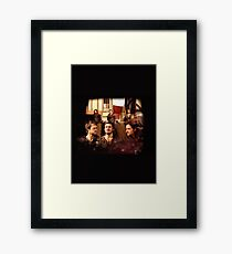 Brother in Arms Framed Print