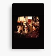 Brother in Arms Canvas Print