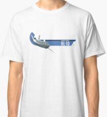 NORTHROP HL-10: Wingless Flight Classic T-Shirt