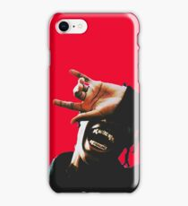 Travis Scott La Flame  iPhone Case/Skin