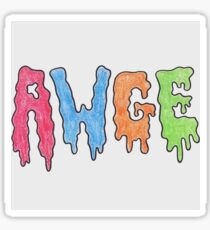 AWGE Sticker