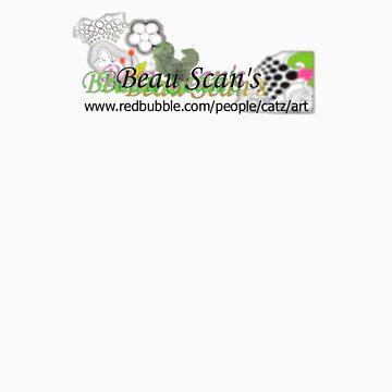 Beau Scans logo by catz
