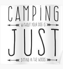 Camping... Poster