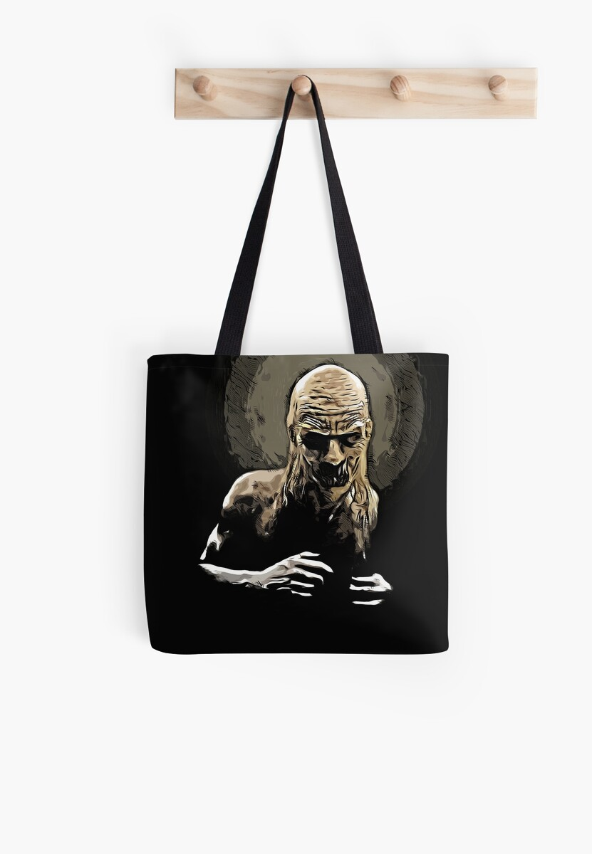Dr Satan House Of 1000 Corpses Tote Bags By Jared Wingate Redbubble