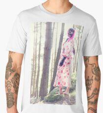 Japanese themed latex shoot Men's Premium T-Shirt