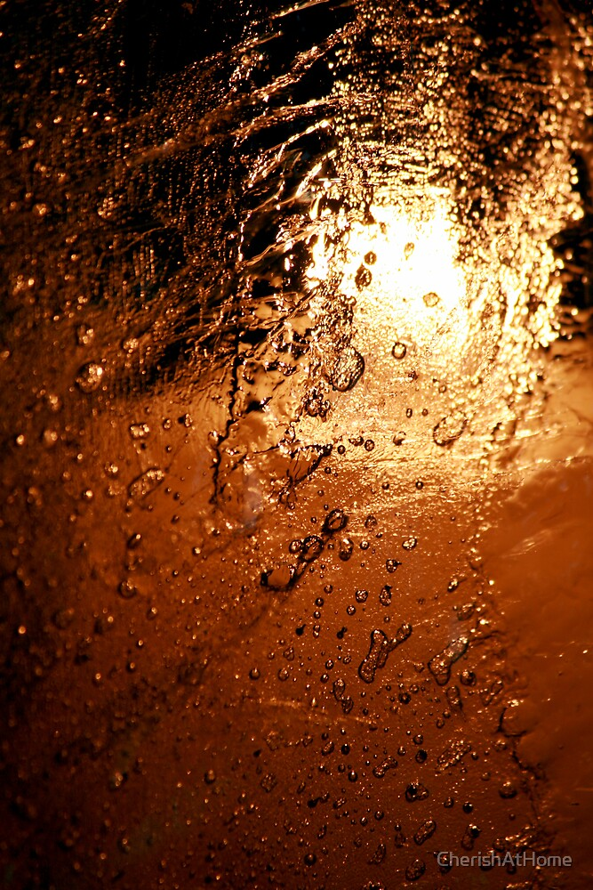 Frozen Flame by CherishAtHome