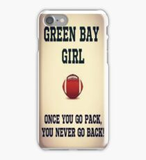 Green Bay Packer - iPhone Case  iPhone Case/Skin