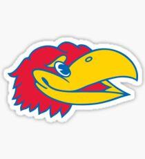 Jayhawk Sticker