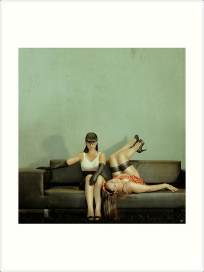Good Sister, Bad Sister by Paul Vanzella