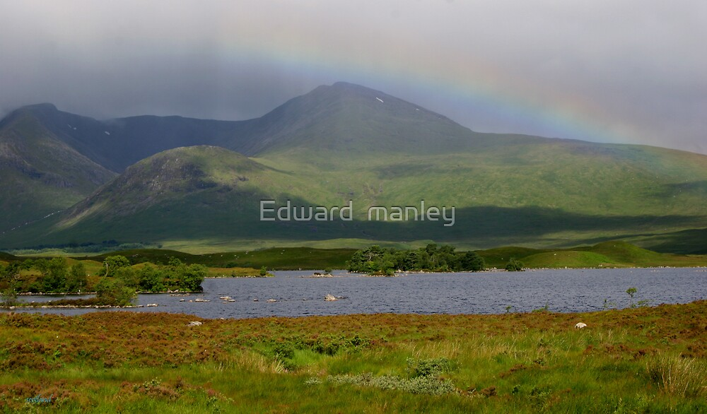 scotland by Edward  manley