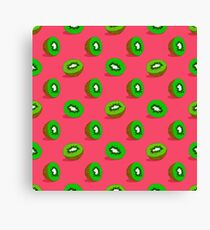 Kiwifruit Canvas Print
