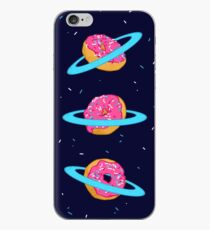 Sugar rings of Saturn iPhone Case
