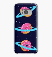 Sugar rings of Saturn Samsung Galaxy Case/Skin