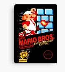 Lienzo Super Mario Bros