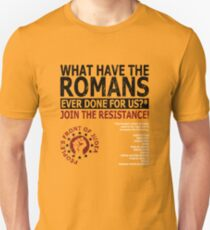 Monty Python - Life Of Brian - The Romans T-Shirt