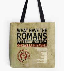Monty Python - Life Of Brian - The Romans Tote Bag