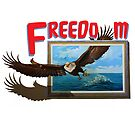 Freedom - Be Free by Remo Kurka