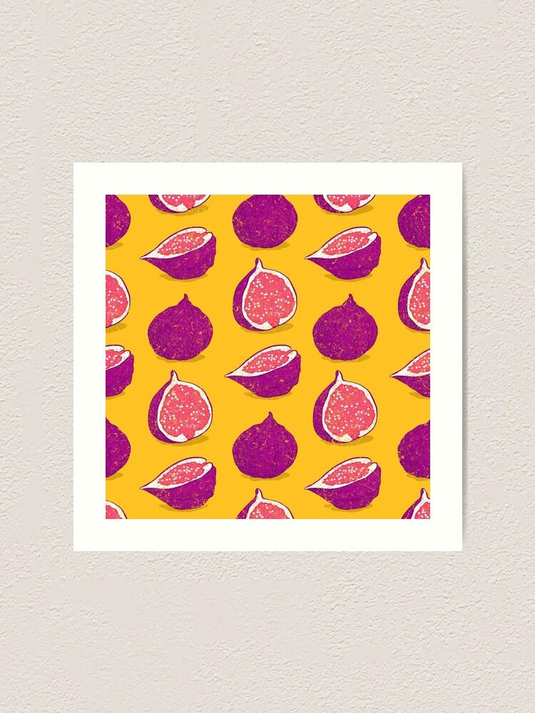 Alternate view of Fig Art Print