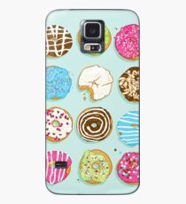Sweet donuts Case/Skin for Samsung Galaxy