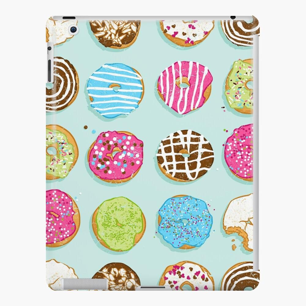 Süße Donuts iPad-Hülle & Skin
