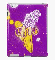 floral banana iPad Case/Skin