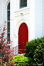 Red Door by Mary Campbell