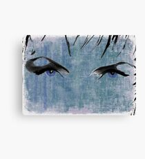 Gatsby lady (look) Canvas Print