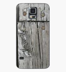 Lunenburg Dock Planks Case/Skin for Samsung Galaxy