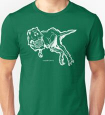 T-Rex White T-Shirt